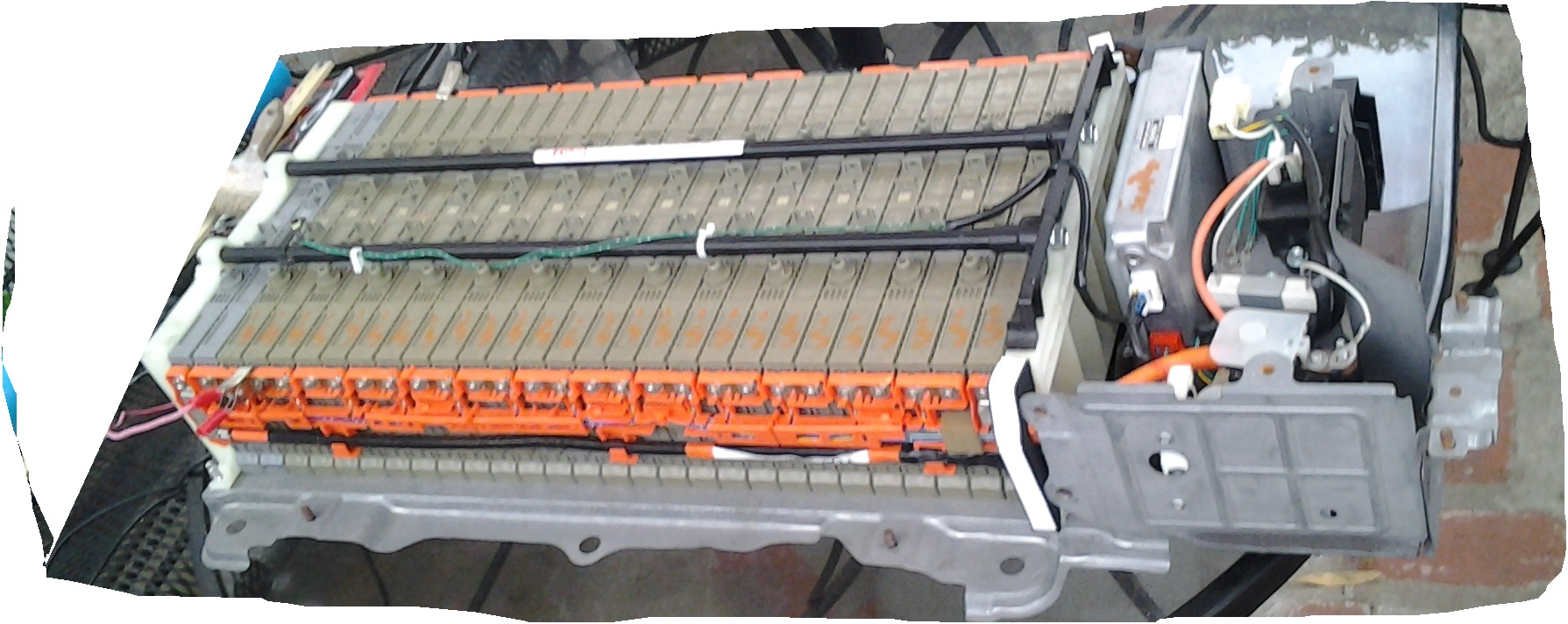 Tab on 2010 Prius Hybrid Battery Replacement